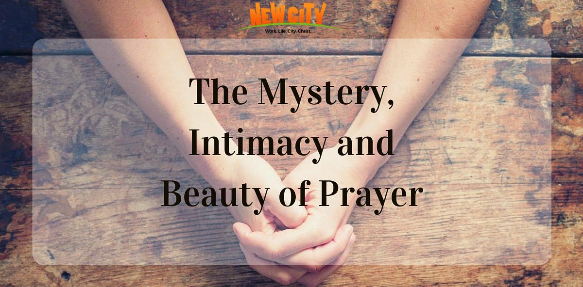 The Mystery, Intimacy & Beauty of Prayer - Jimit Mehta Image