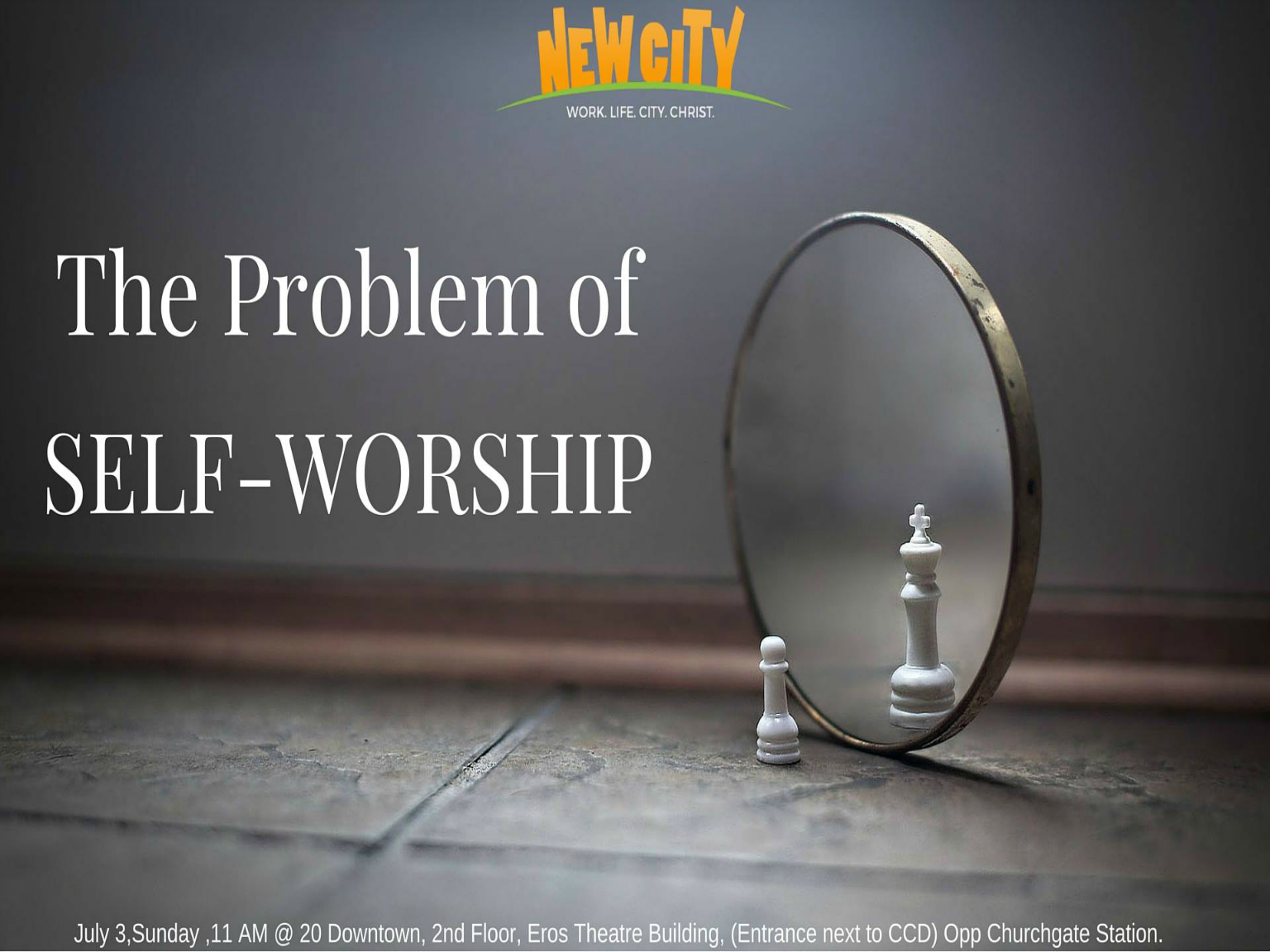 The Problem Of Self-Worship - Ajitha Anand Image