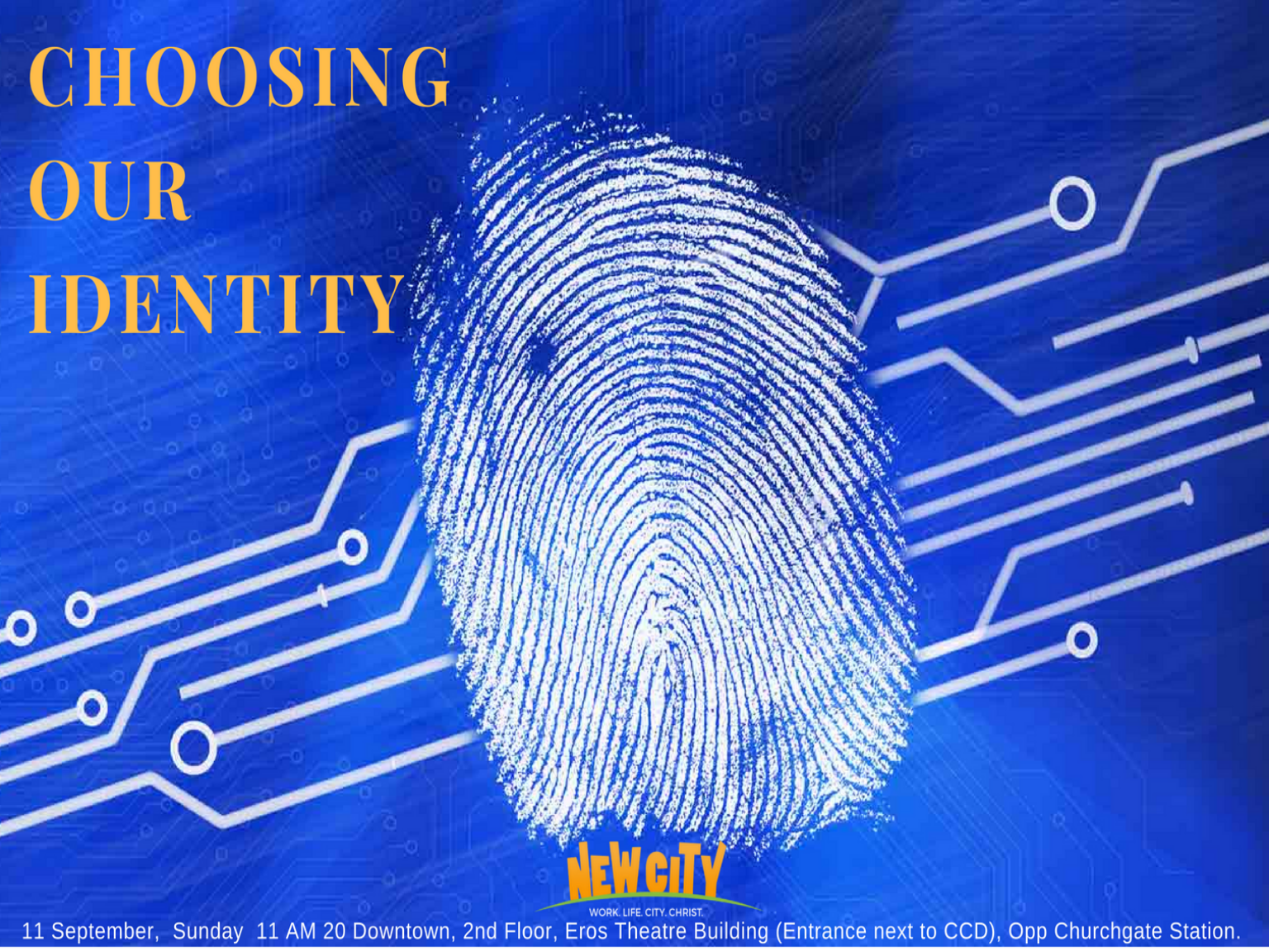 Choosing Our Identity Image