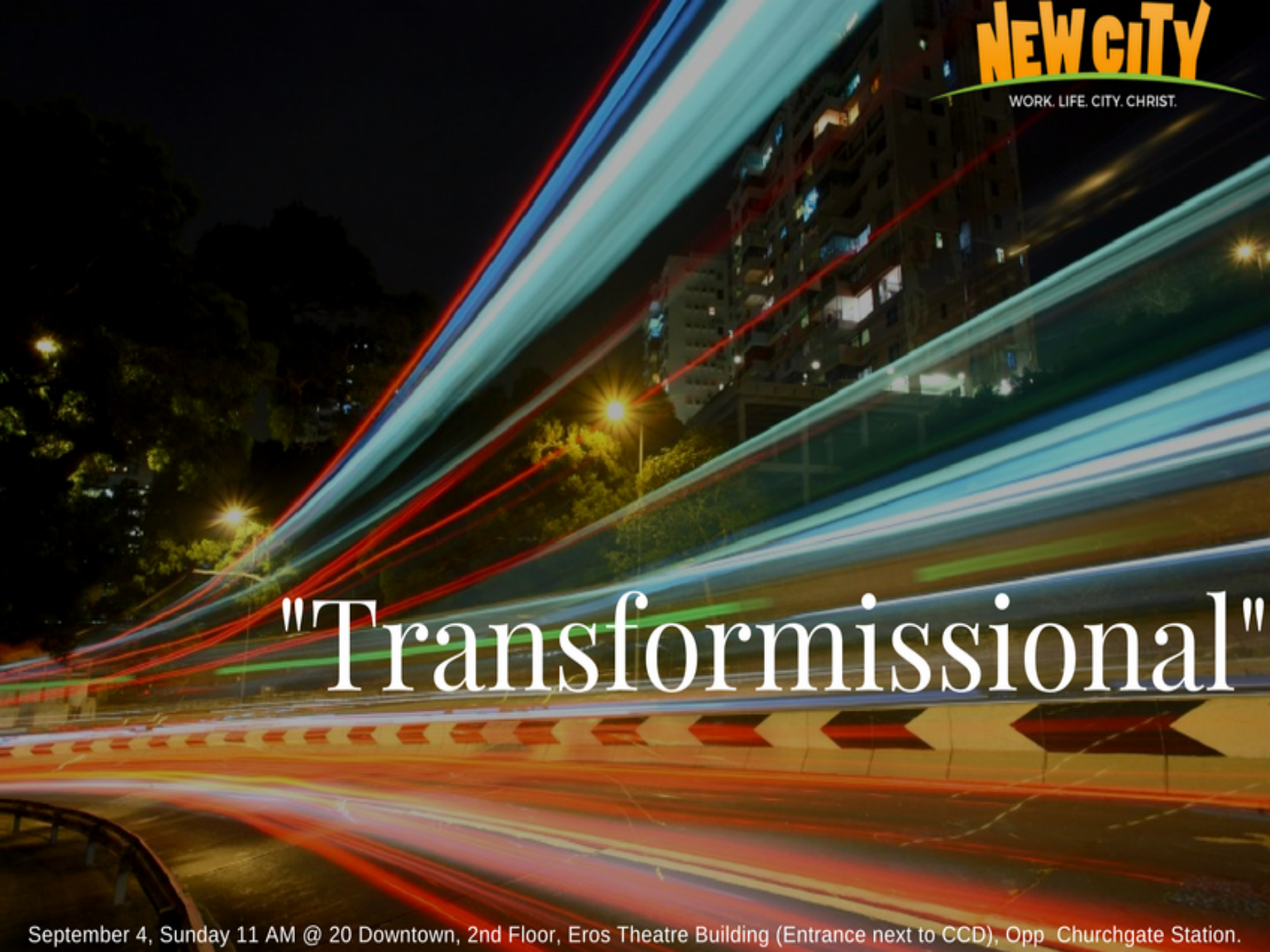 Transformissional - Steven Kanga Image