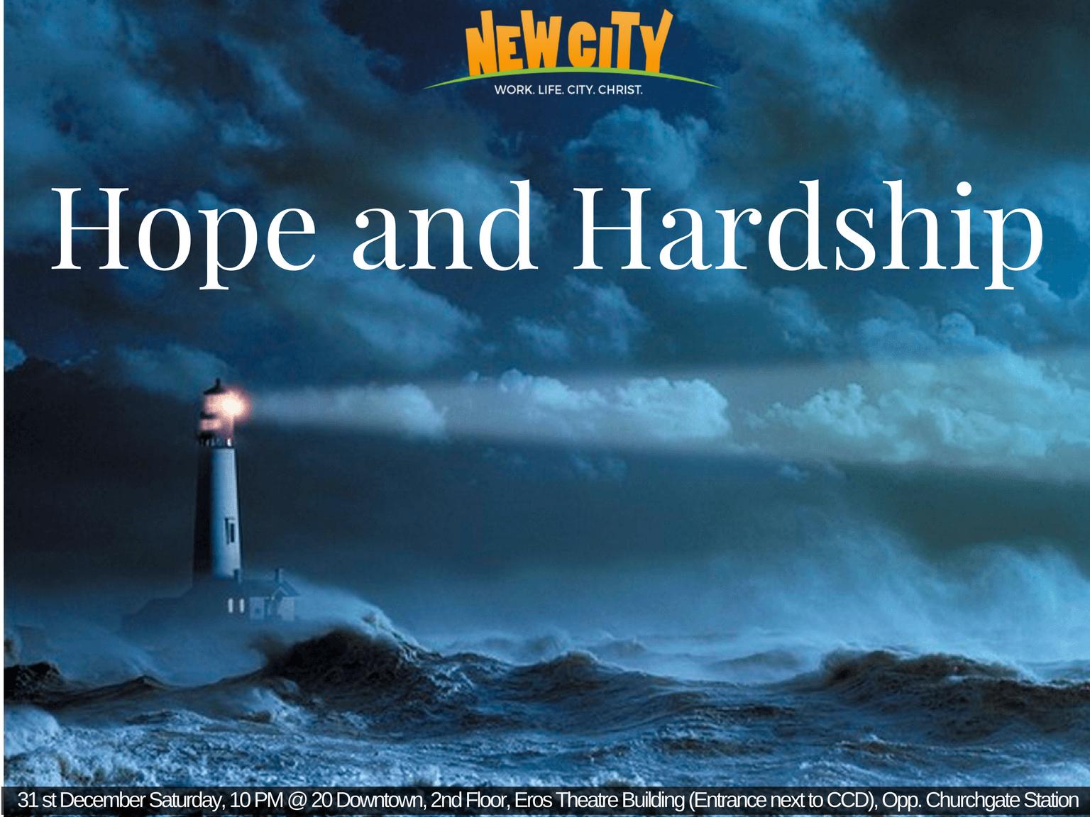 Hope and Hardship Image