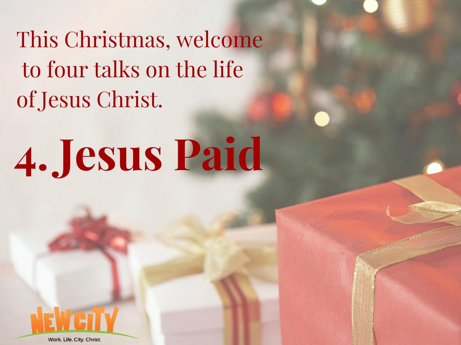 Jesus Paid Image