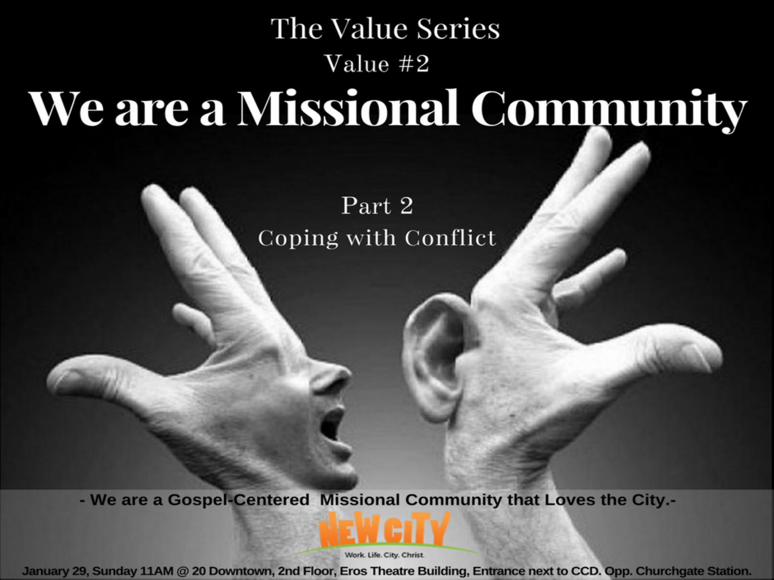 We are Missional Community (Part 2) Image