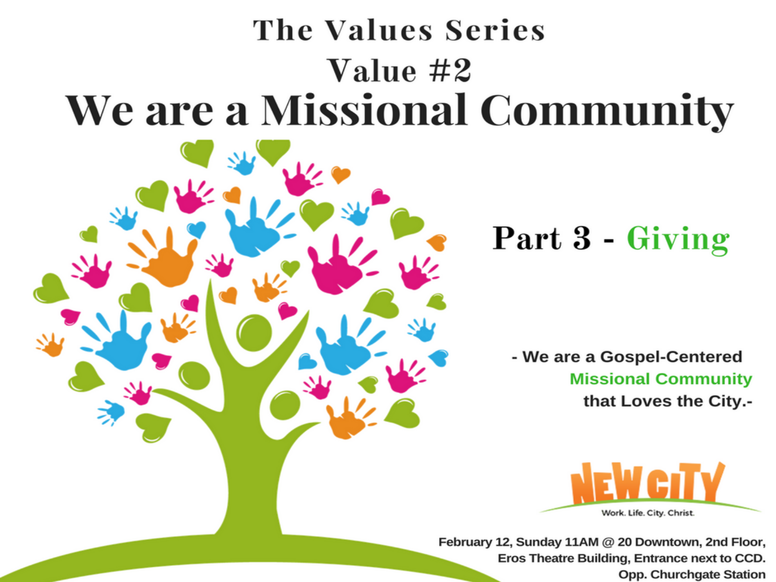 We are Missional Community (Part 3) Image
