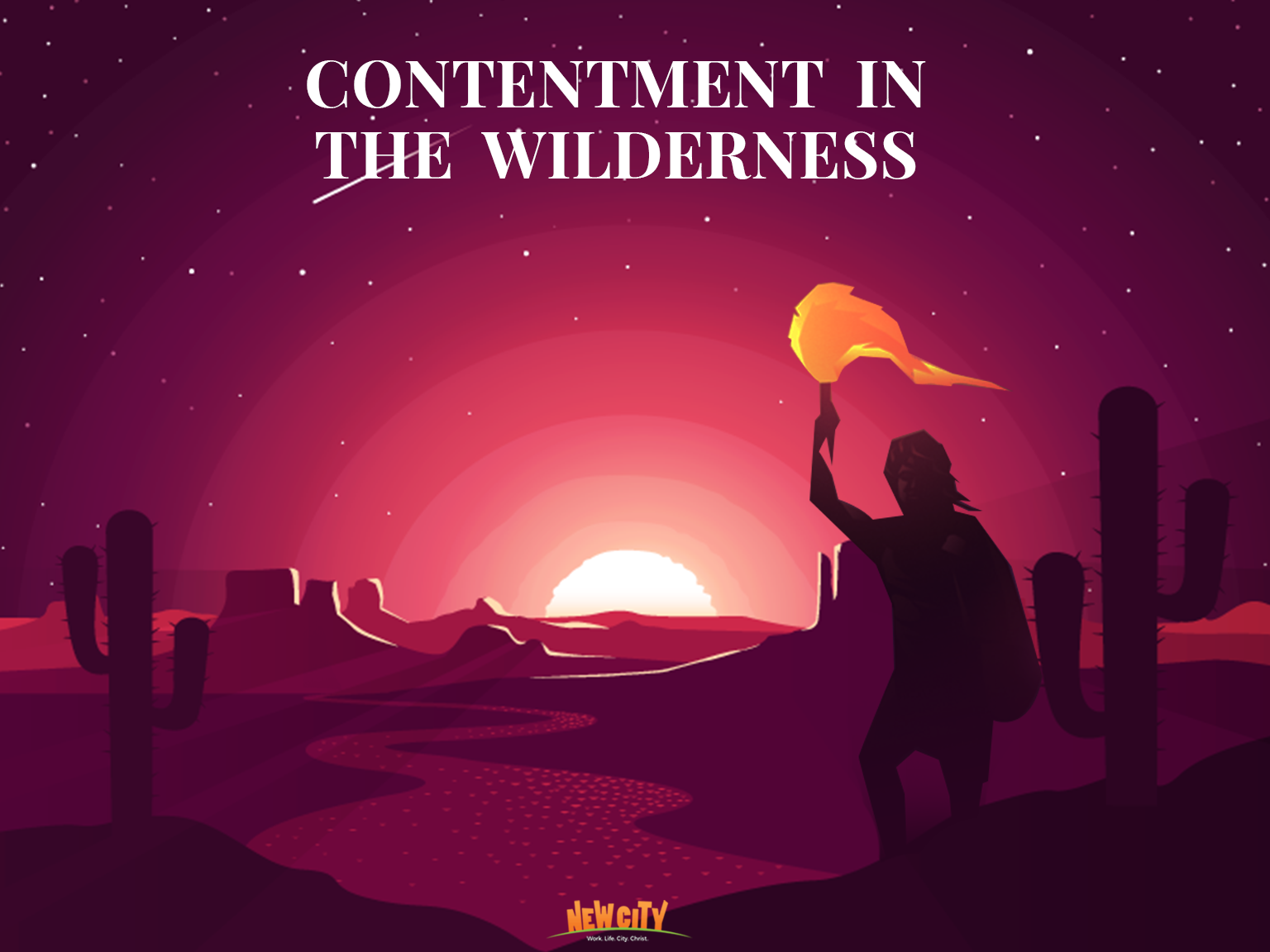 Contentment In The Wilderness - Cindrella Prakash Asher Image