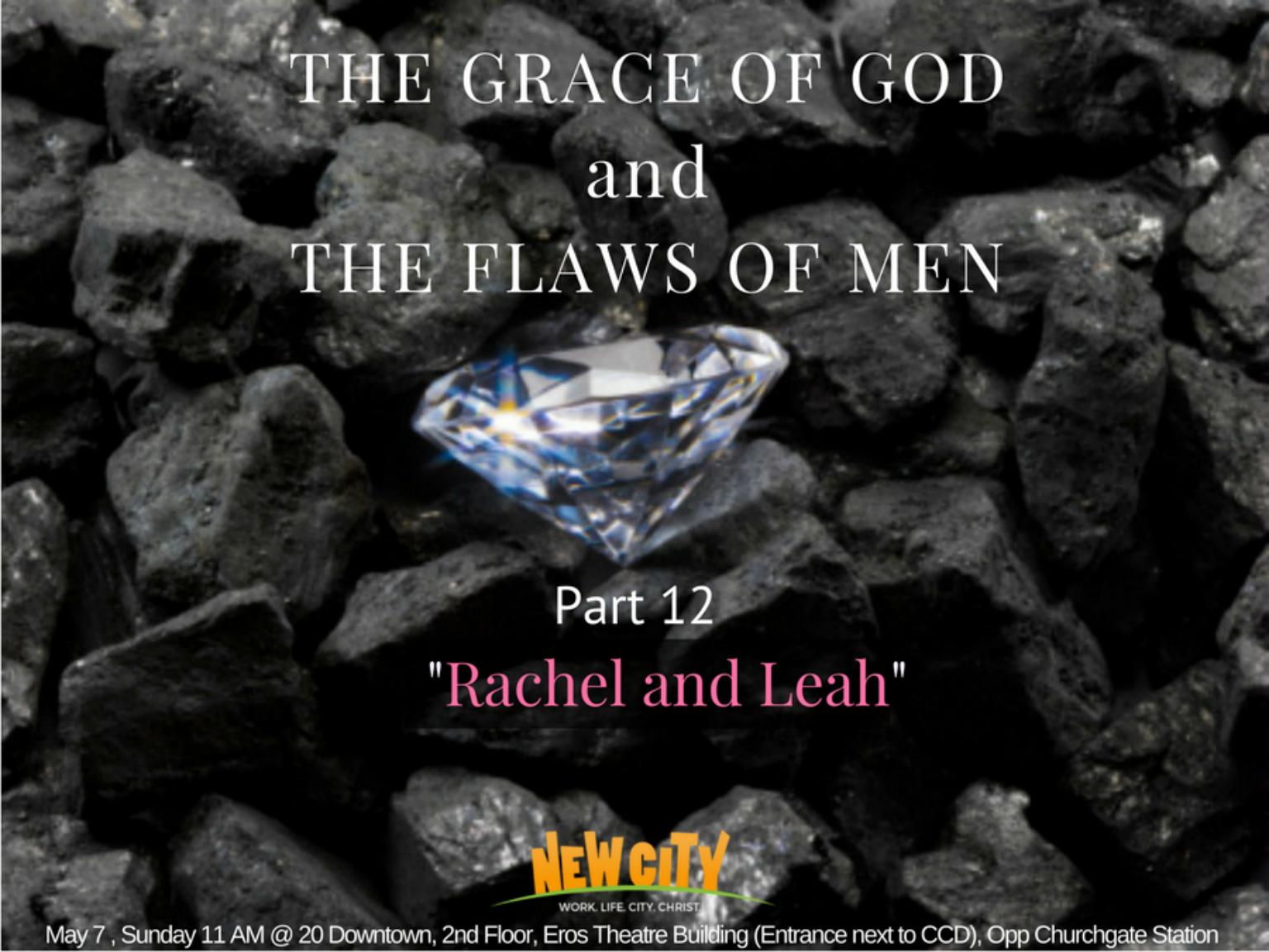 Rachel and Leah Image