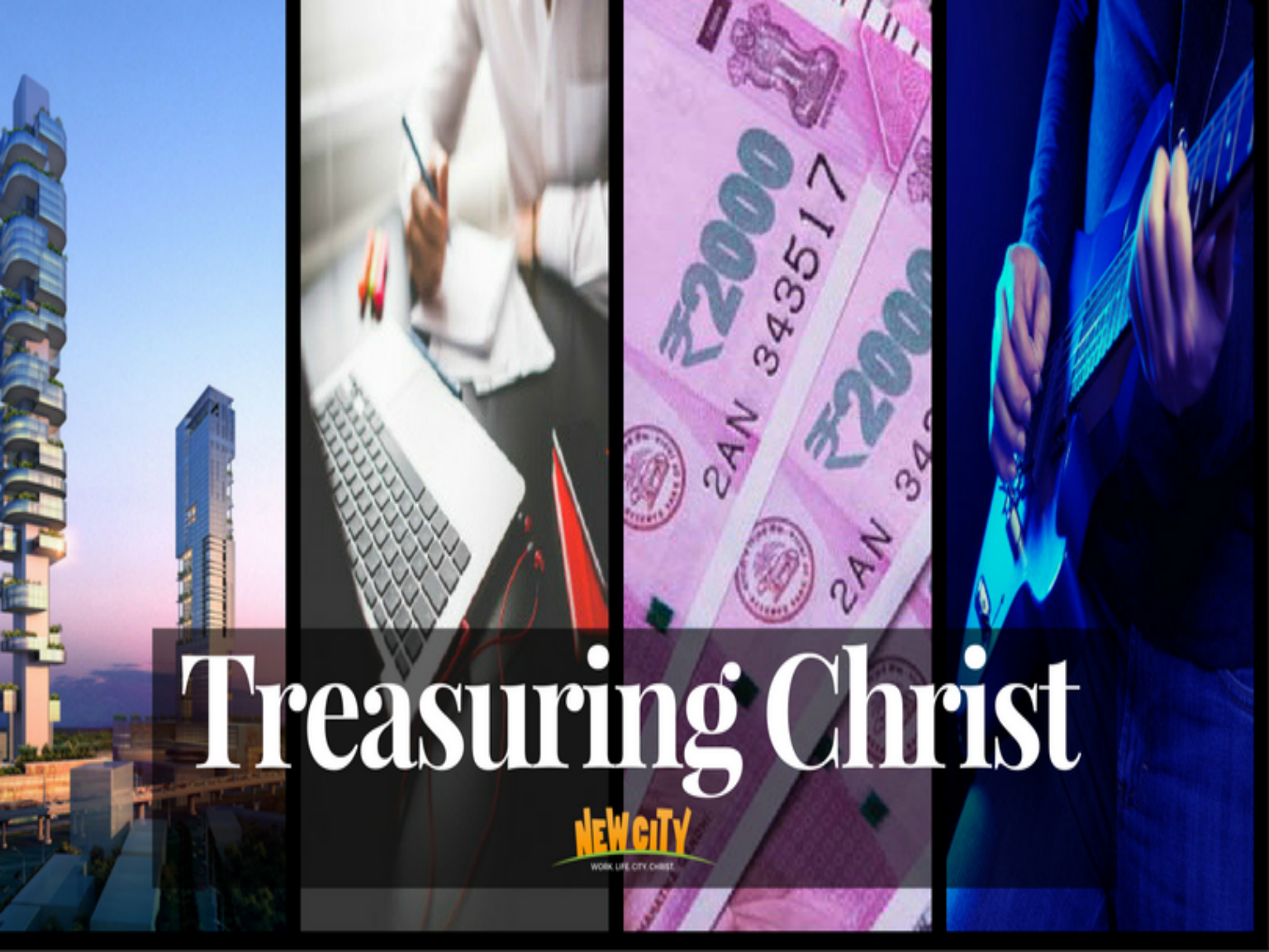 Treasuring Christ - Steven Kanga Image