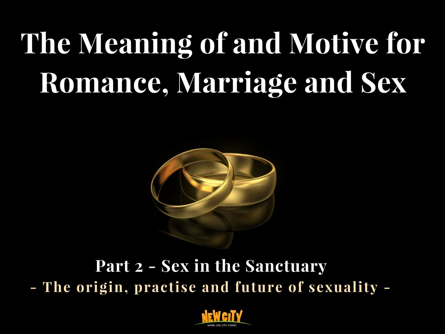 Sex In The Sanctuary  Image