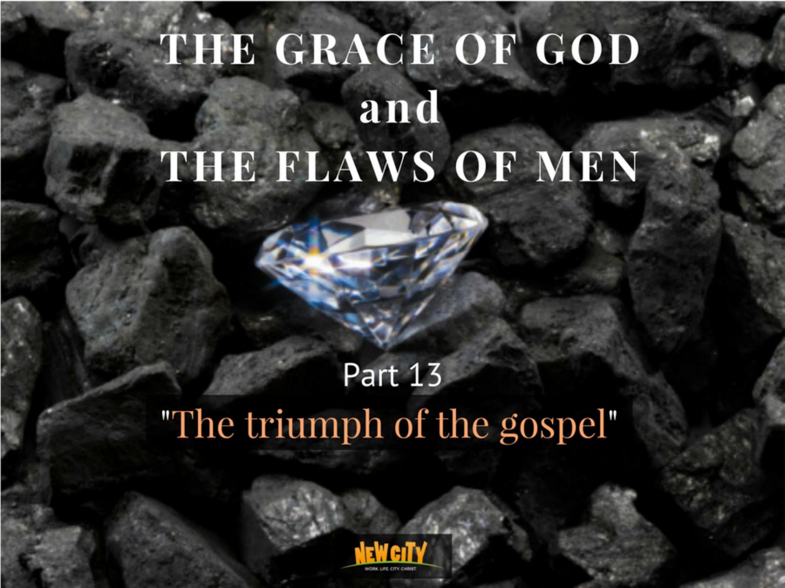 The Triumph Of The Gospel Image
