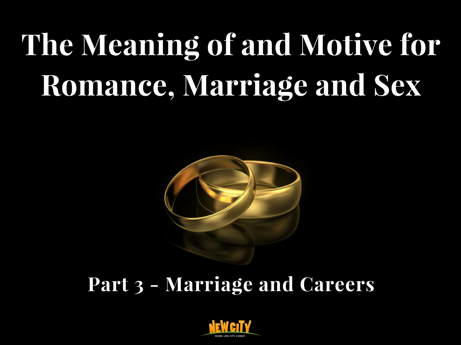 Marriage and Careers  Image