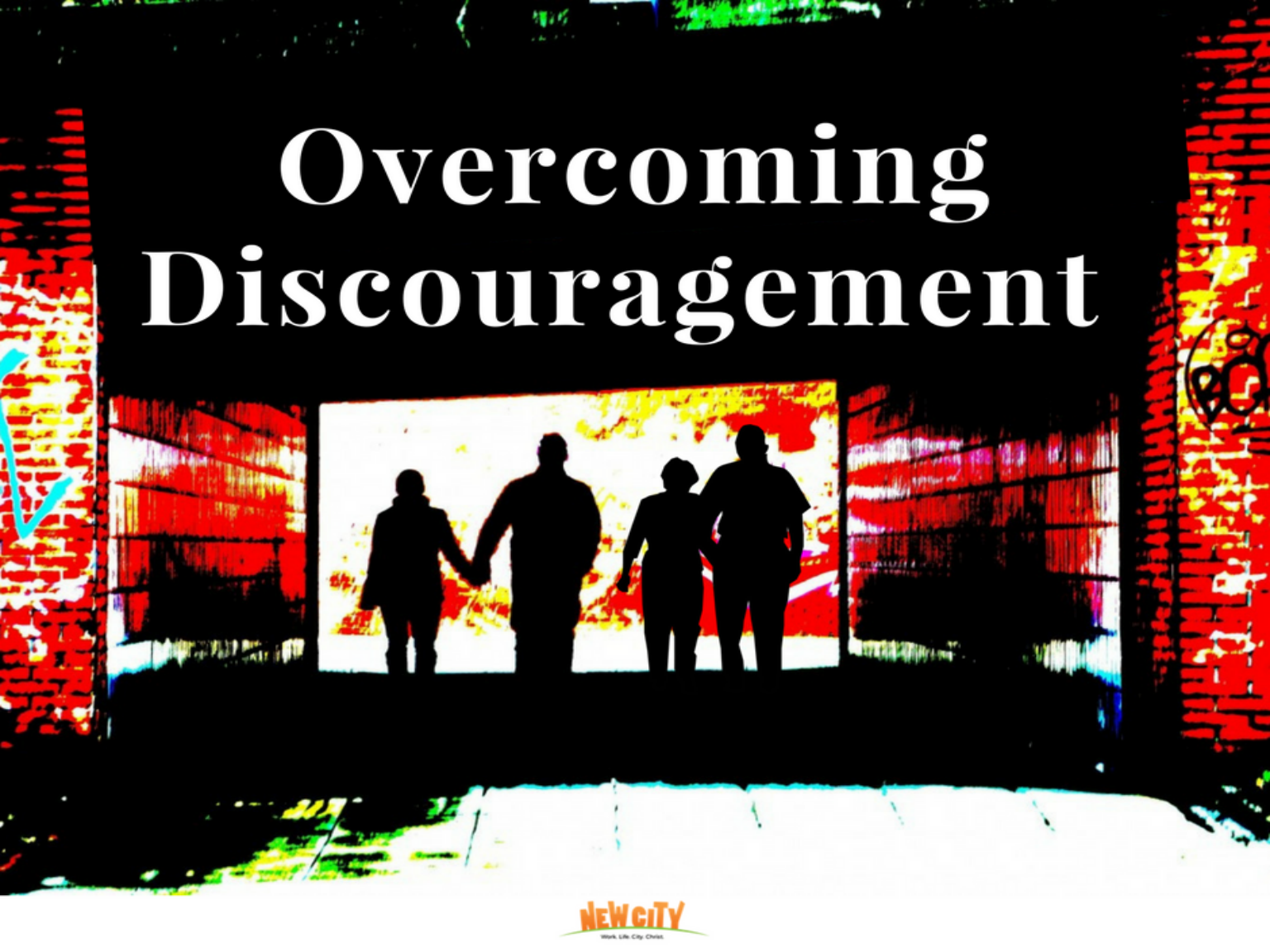 Overcoming Discouragement - Steven Kanga Image