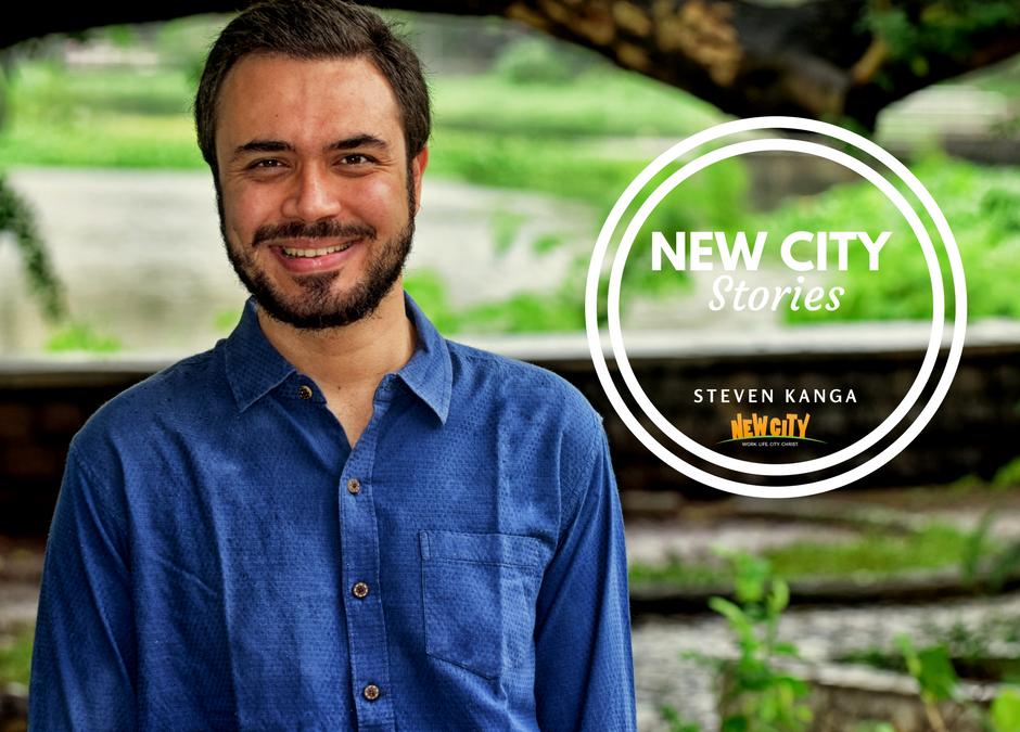 Steven Kanga