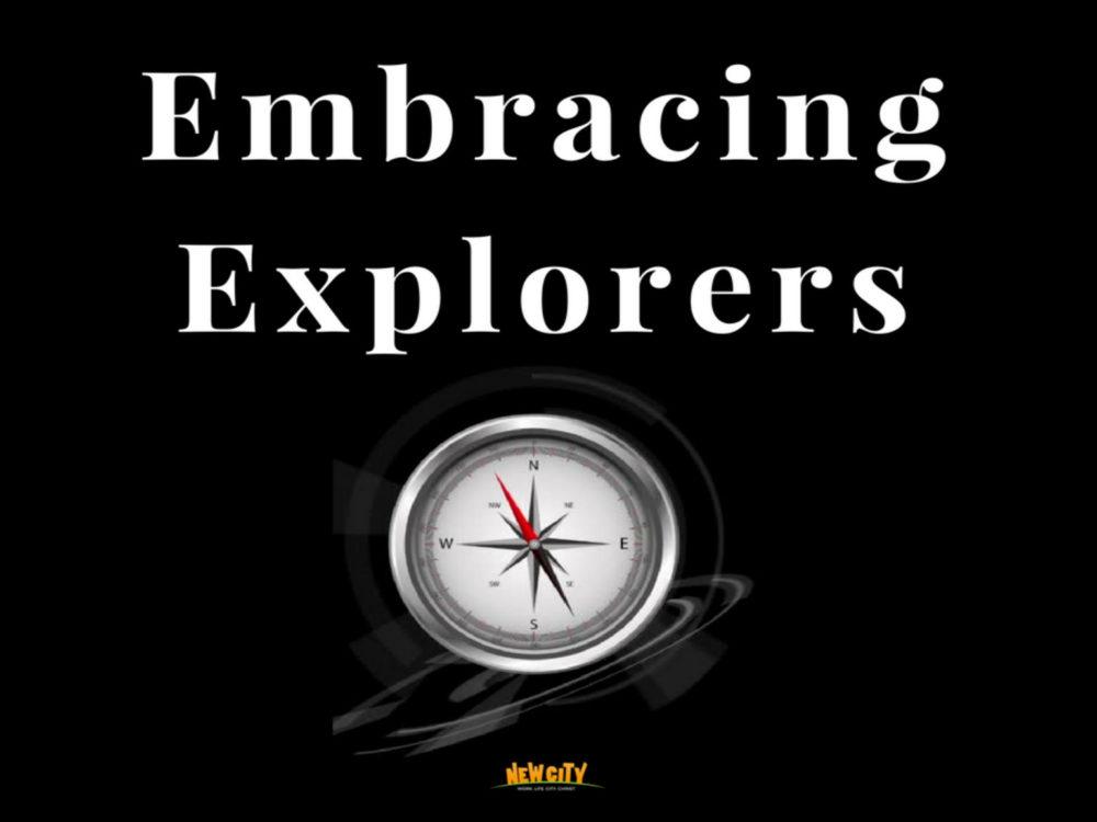 Embracing Explorers Image