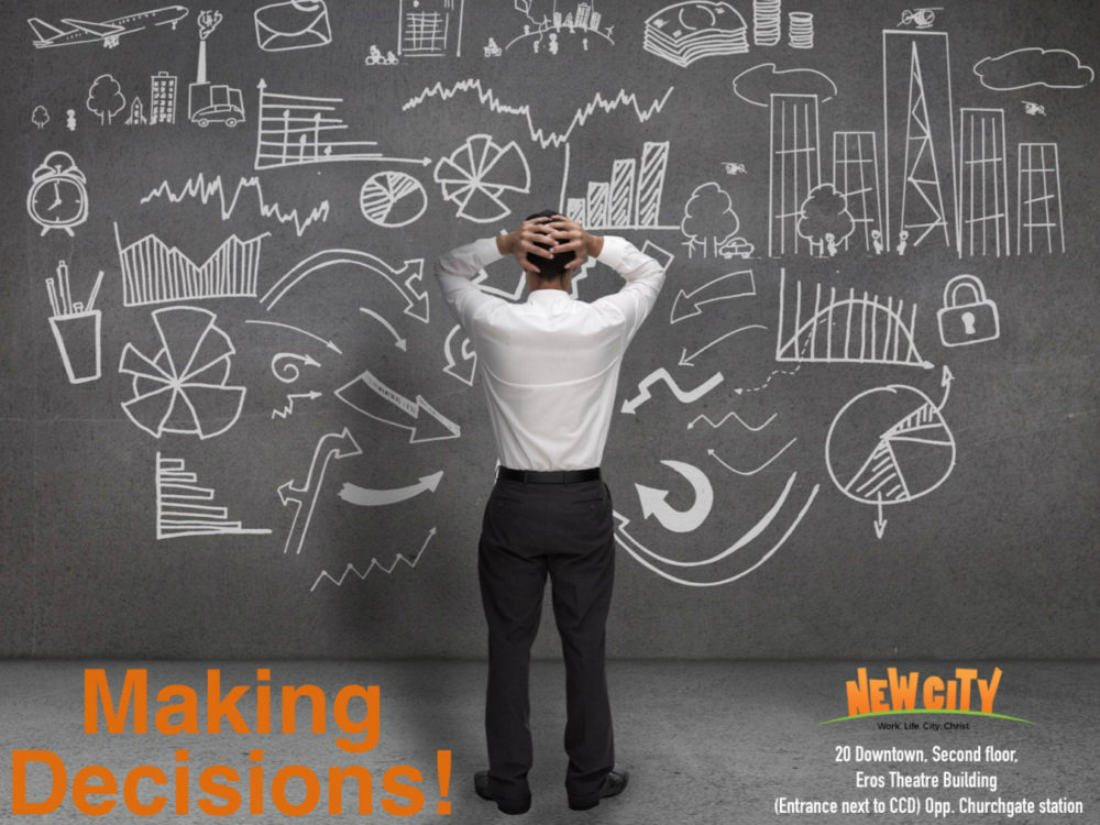 Making Decisions Image