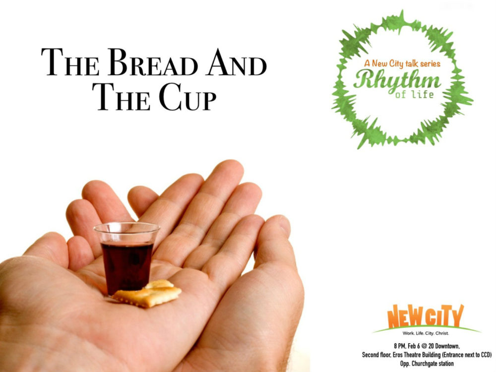 The Bread and The Cup Image