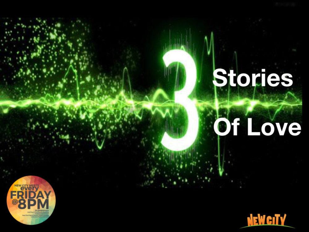 Three Stories of Love - George Ittyreyah