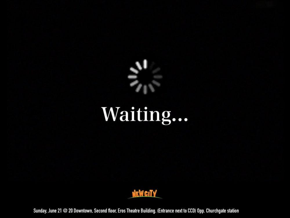 Waiting - Cindrella Prakash Image