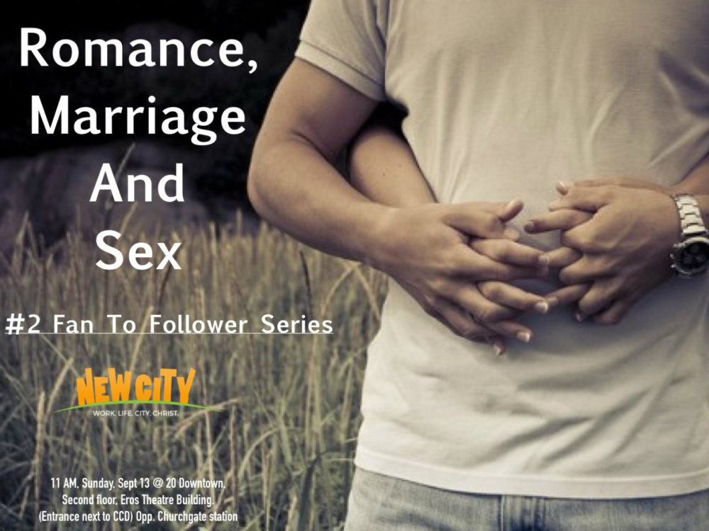 Romance, Marriage and Sex (Part 2) Image
