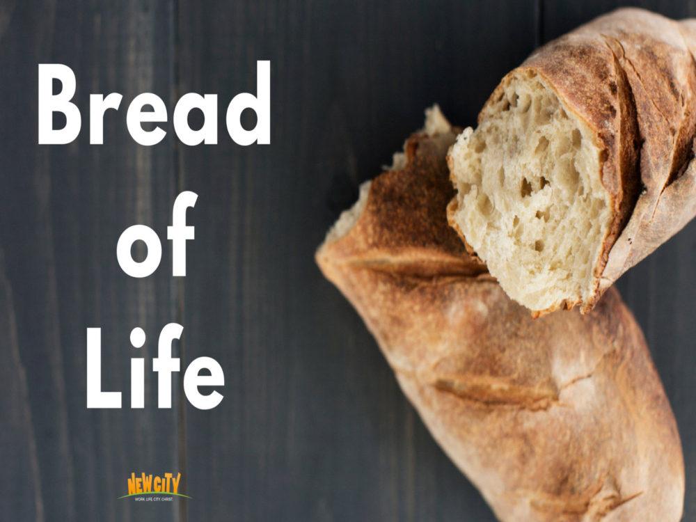 Bread of Life - Ranjit David Image