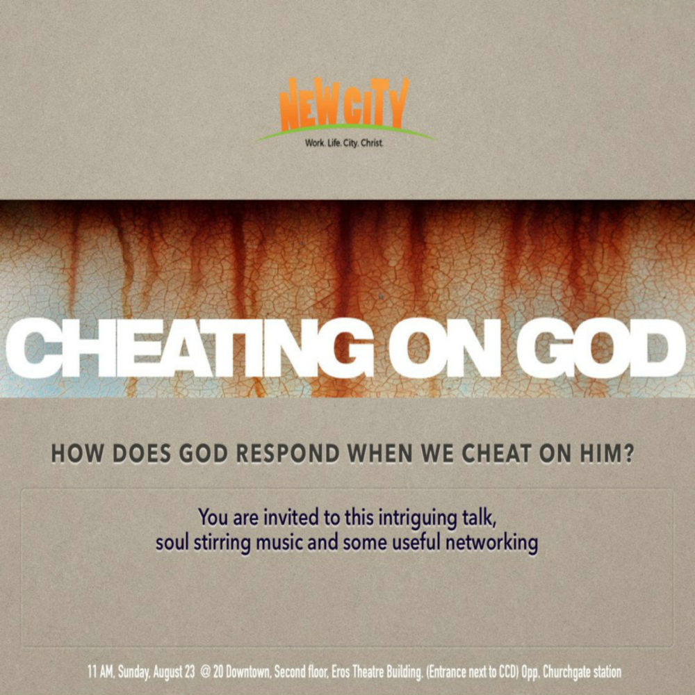 Cheating On God - Roshni Mathew Image