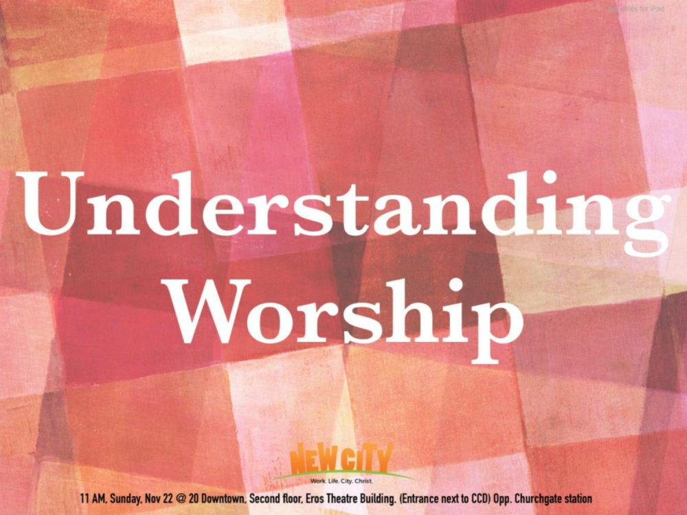 Understanding Worship Image