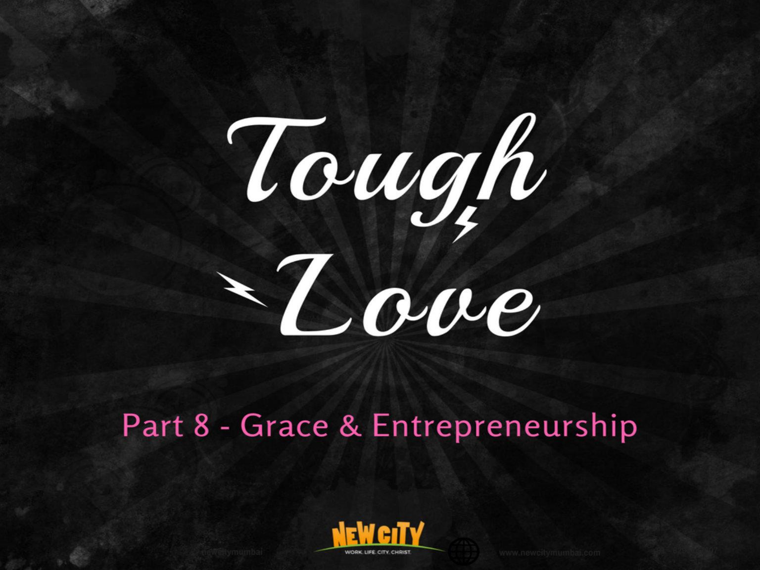 Grace and Entrepreneurship Image