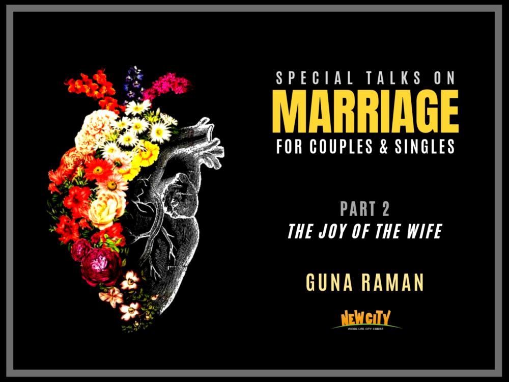 The Joy of the Wife - Guna Raman Image