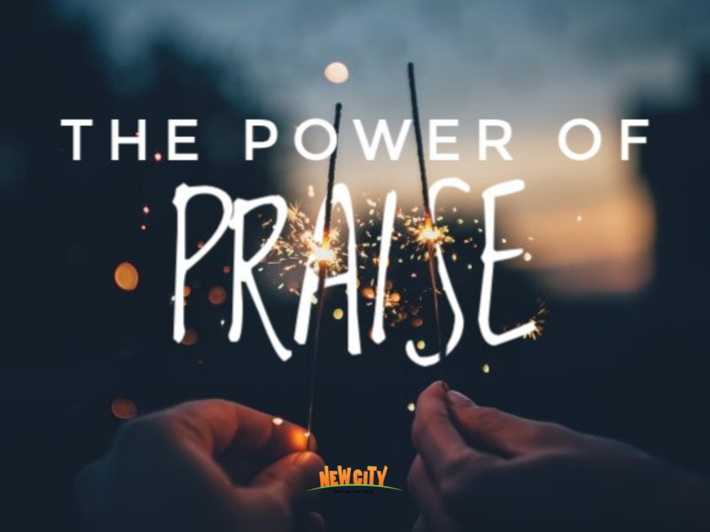 The Power of Praise Image