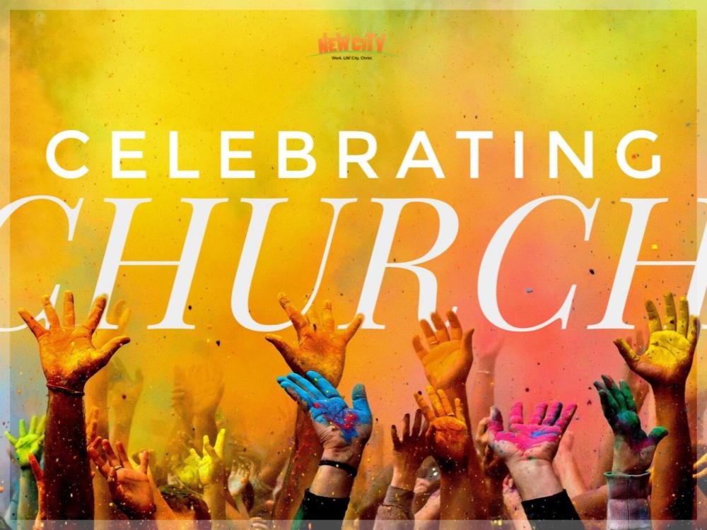 Celebrating Church Image