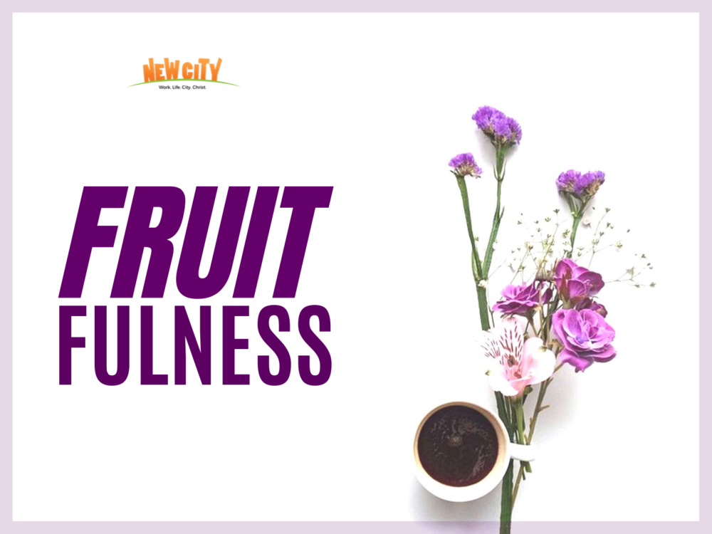 Fruitfulness Image