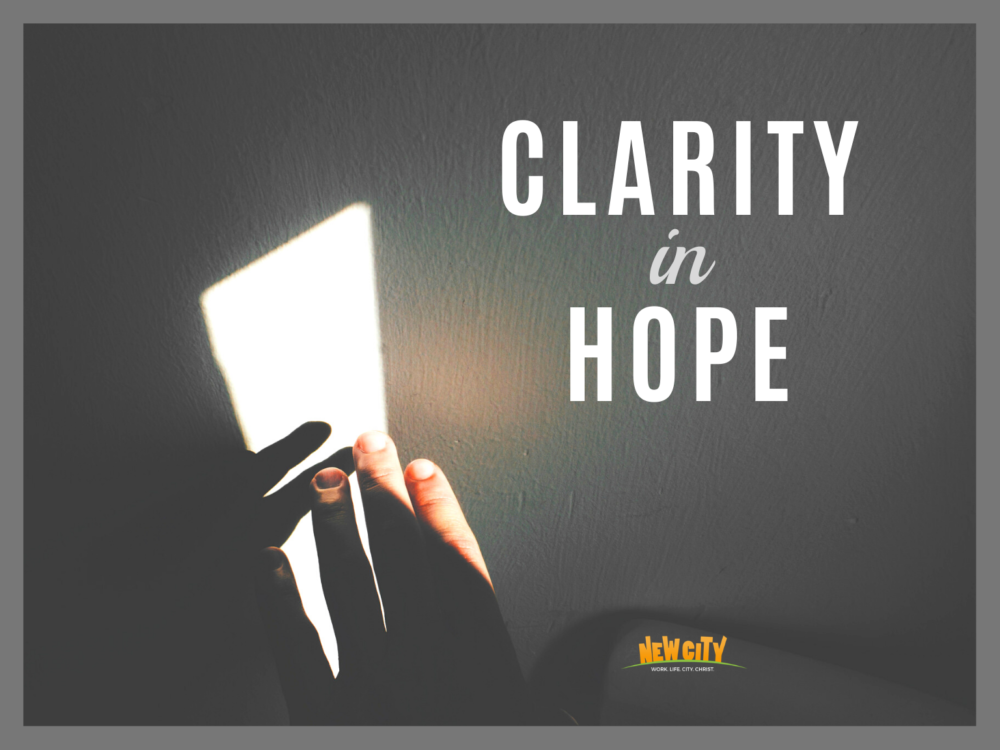 Clarity in Hope Image