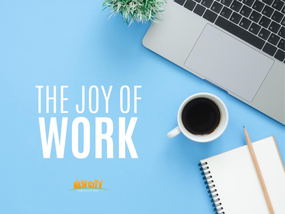 The Joy of Work Image