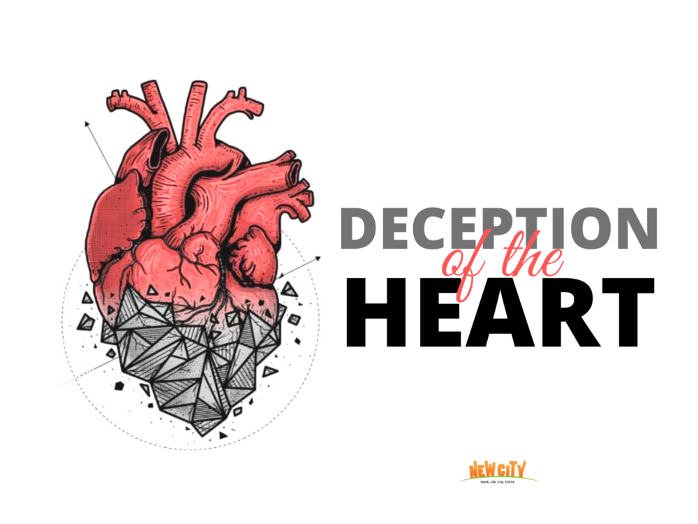 Deception of The Heart Image