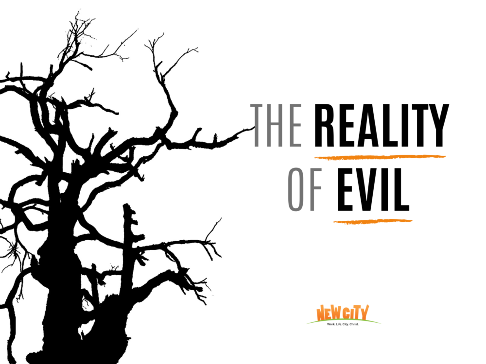 The Reality Of Evil Image