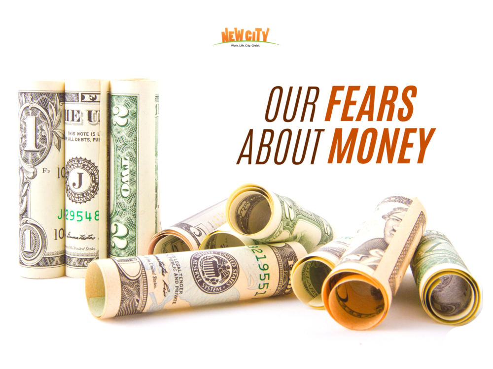 Our Fears about Money Image