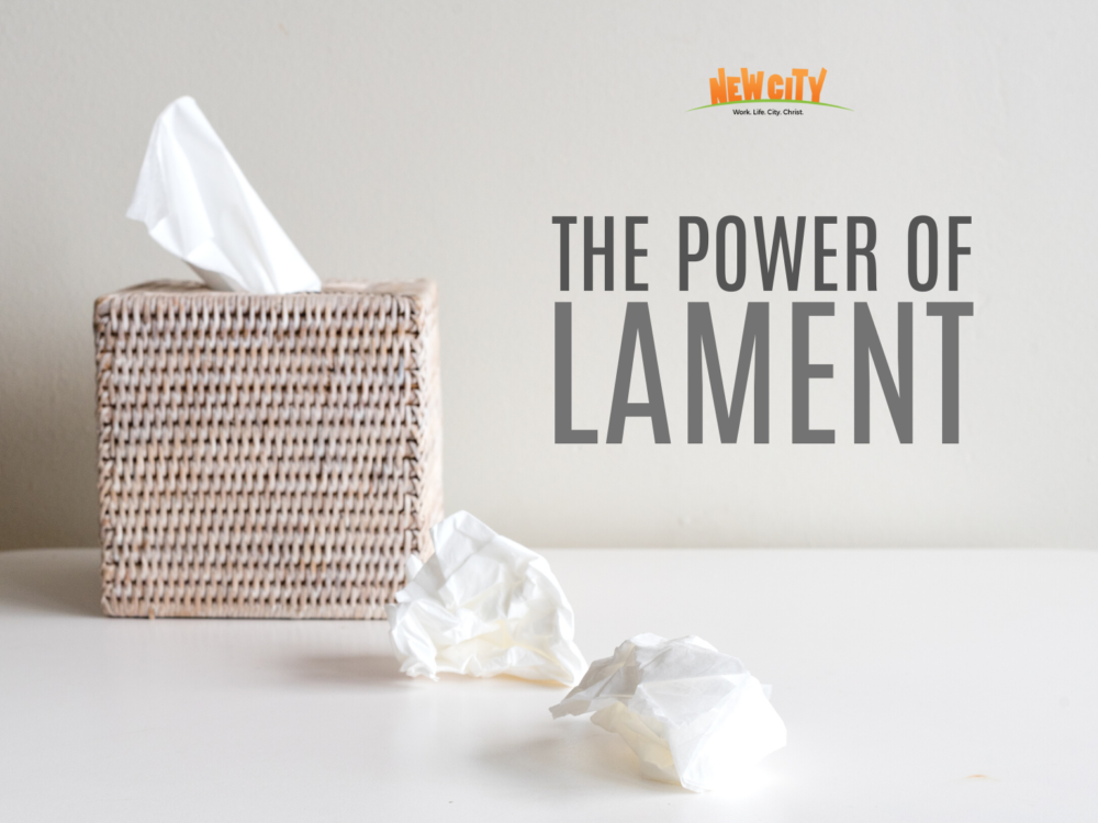 The Power of Lament Image