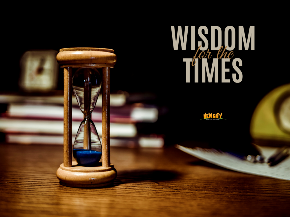 Wisdom For The Times Image