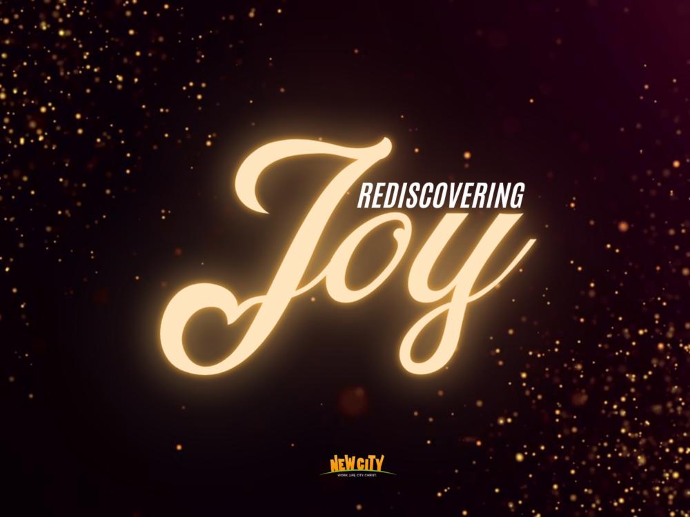 Rediscovering Joy Image