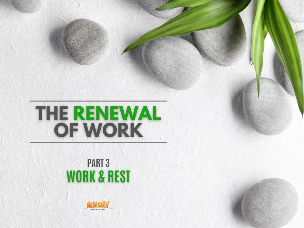 Work & Rest Image