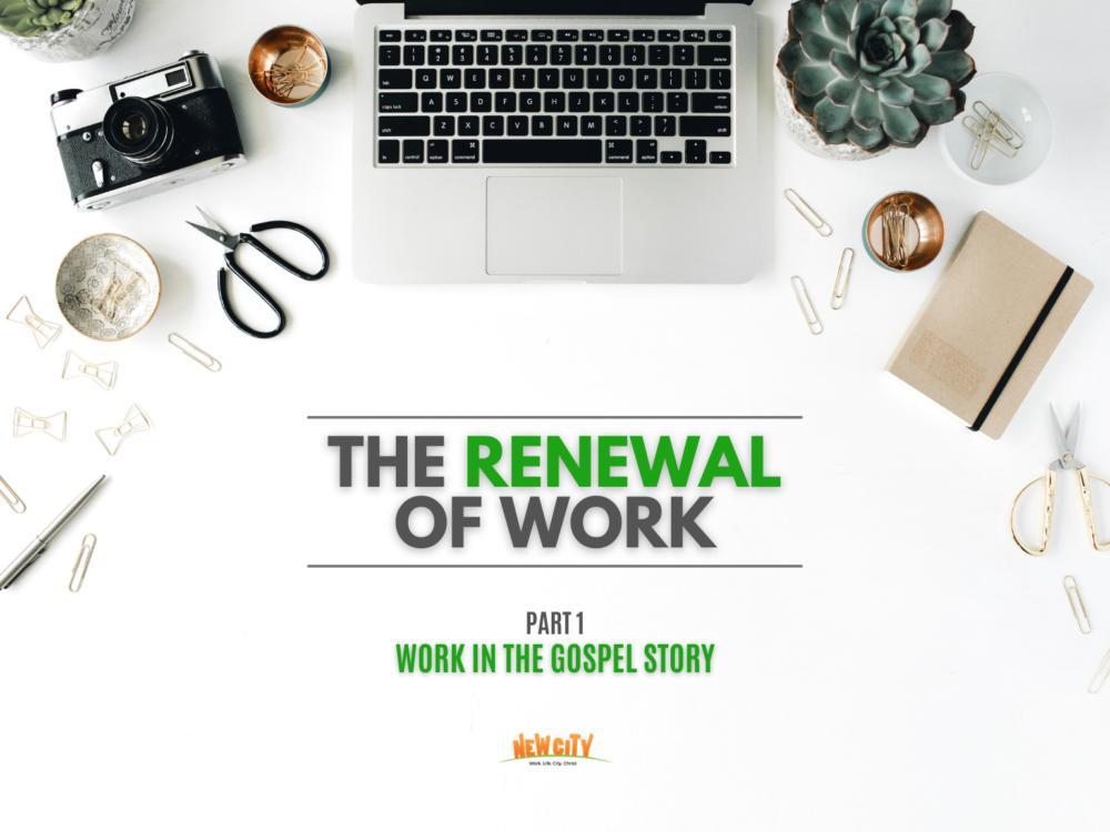 Work In The Gospel Story Image