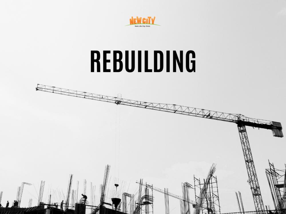 Rebuilding Image