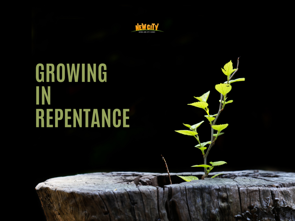 Growing In Repentance Image