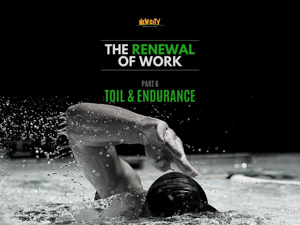 Toil & Endurance Image