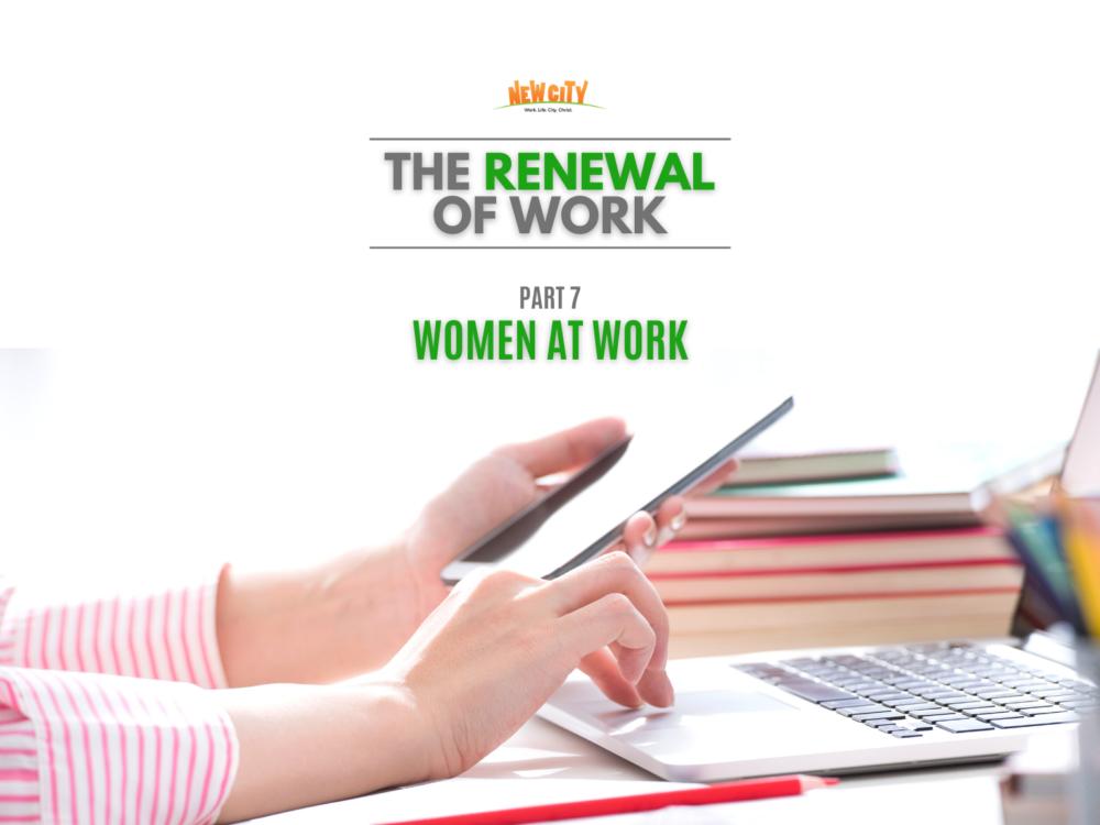 Women At Work Image