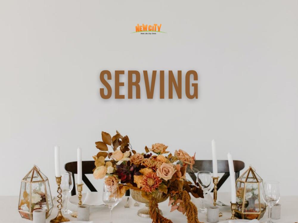 Serving Image