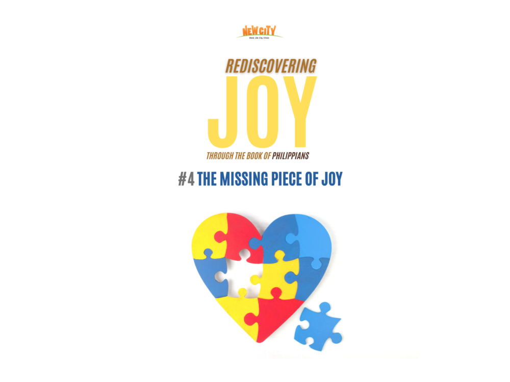The Missing Piece Of Joy Image