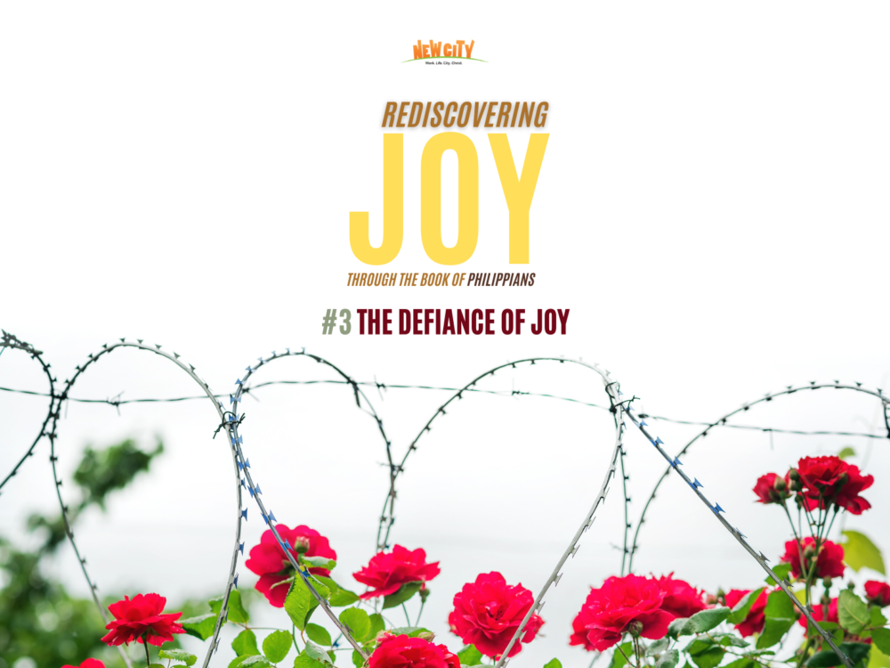The Defiance Of Joy Image