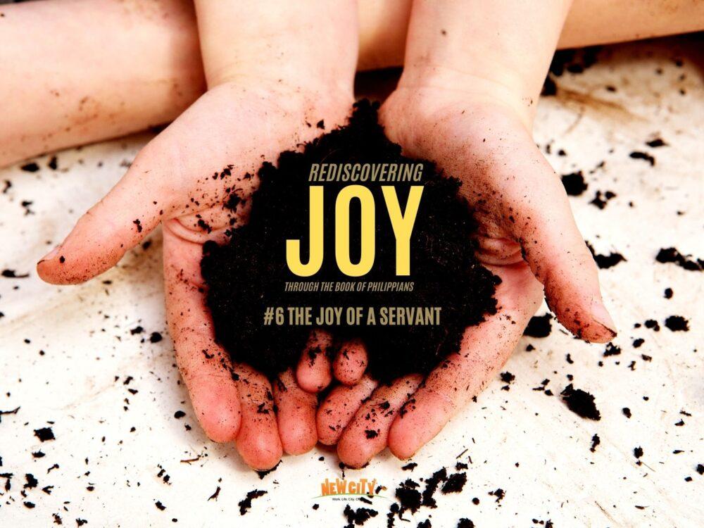 The Joy Of A Servant Image