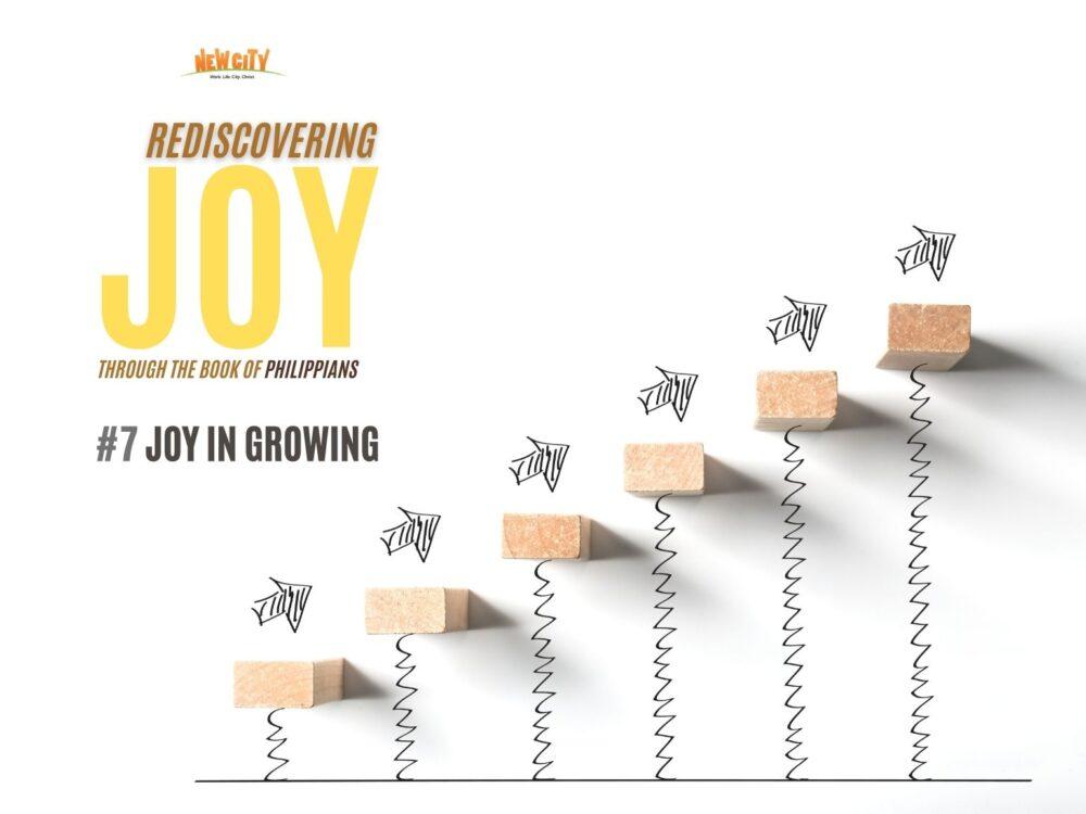 Joy In Growing Image